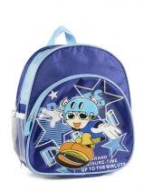 Sac à Dos 1 Compartiment Miniprix Bleu boy 7701-SKA
