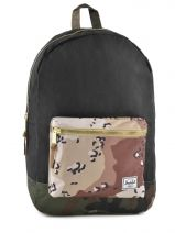 Backpack Settlement 1 Compartment + 13'' Pc Herschel Black classics 10005