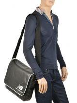 Crossbody Bag A4 New balance Black new balance 37381170-vue-porte