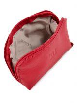 Purse Leather Hexagona Orange confort 467389-vue-porte