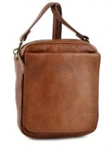 Crossbody Bag Ruitertassen Brown adults soft 4009