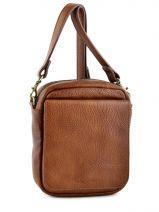 Crossbody Bag Ruitertassen Brown adults soft 4010