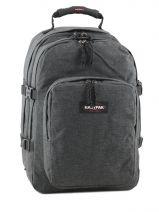 Backpack Provider + 15'' Pc Eastpak Gray authentic K520