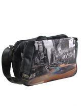 Messenger Bag A4 Kothai Black reporter - 0000RB32