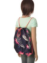 Backpack Roxy backpack JBP03071-vue-porte