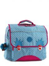 Cartable 2 Compartiments Kipling Bleu back to school 21092