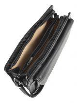 Messenger Bag 2 Compartments Etrier Black 22168-vue-porte