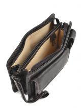 Messenger Bag 2 Compartments Etrier Brown 22239-vue-porte