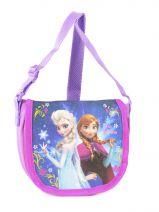Messenger Bag Frozen Violet anna et elsa 13400