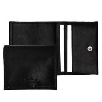 Longchamp Oxer Coin purse Black