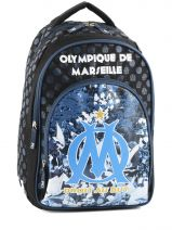 Backpack 2 Compartments Olympique de marseille Blue om 153O204S