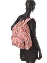 Backpack Aminimal Padded Eastpak Orange aminimal AK620-vue-porte
