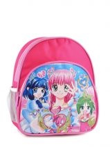 Backpack 1 Compartment Miniprix Pink girl 7701-GIR