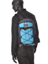 Backpack 1 Compartment Dakine Blue street packs 8130-060-vue-porte
