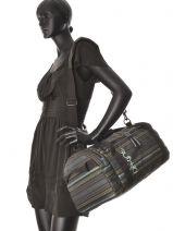 Cabin Duffle Travel Bags Dakine Multicolor travel bags 8350-483-vue-porte