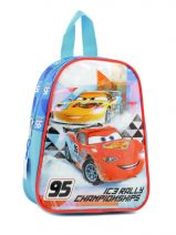 Sac à Dos 1 Compartiment Cars Multicolore ic3 rally 60560ICE