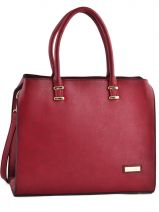 Sac Shopping Format A4 Gallantry Rouge format a4 M9216