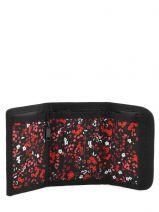 Portefeuille Superdry Rouge wallet G98LD002-vue-porte