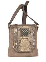 Shoulder Bag Amazone Thierry mugler Beige amazone MT5K8H