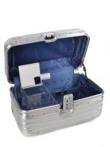 Beauty Case Rimowa Silver topas 92338000-vue-porte