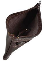 Key Holder Leather Etrier Brown oil 790612-vue-porte