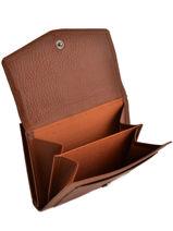 Purse Leather Etrier Brown manon 770559-vue-porte