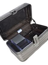 Beauty Case Rimowa Gray topas titanium 92338030-vue-porte