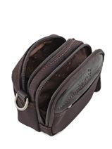 Messenger Bag Francinel Brown porto 653101-vue-porte