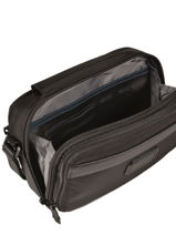 Toiletry Kit Tumi Black alpha 2 travel DH22168-vue-porte