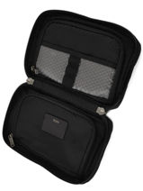 Toiletry Kit Tumi Brown alpha bravo DH22391-vue-porte