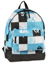 Backpack 1 Compartment Quiksilver Blue backpacks YBP03140