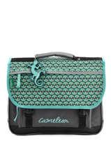 Cartable Cameleon Bleu basic BASCA38