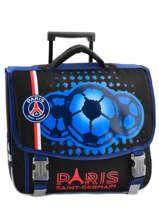 Wheeled Schoolbag 2 Compartments Paris st germain Multicolor paris 161P203R