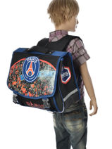 Satchel 2 Compartments Paris st germain Multicolor paris 161P203S-vue-porte