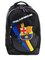 Backpack 2 Compartments Fc barcelone Black 1899 169B204C