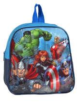 Sac à Dos Mini Avengers Bleu basic AST0964