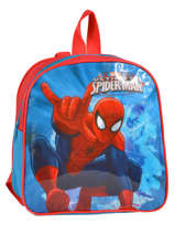 Sac à Dos Mini Spiderman Bleu basic AST0971