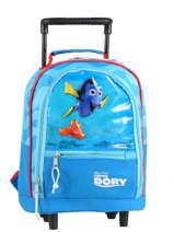 Wheeled Backpack Dory Blue dory et nemo 5640DOR