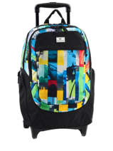 Wheeled Backpack Rip curl Multicolor photo vibes BBPFJ4