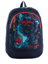 Backpack 1 Compartment Pepe jeans mangrove 64223