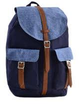 Backpack 1 Compartment + 15'' Pc Herschel Blue classics 10233
