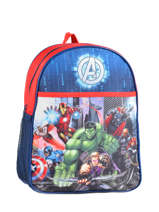 Backpack Avengers Multicolor city 2024107
