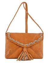 Crossbody Bag Pieces Brown pofo 17076421