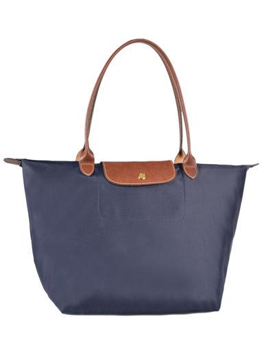 Longchamp Le pliage Hobo bag Black