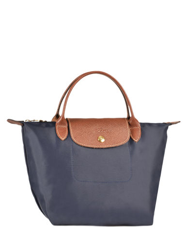 Longchamp Le pliage Sacs porté main Marron
