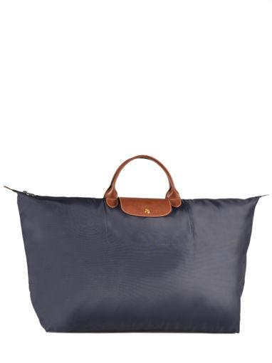 Longchamp Sacs de voyage Bleu