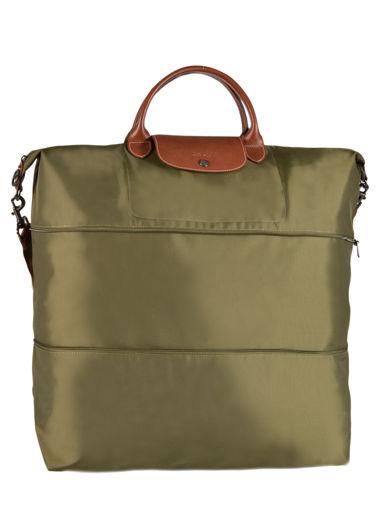 Longchamp Sacs de voyage Vert