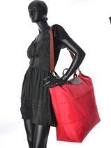 Longchamp Sacs de voyage Vert-vue-porte