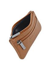 Key Holder Leather Nathan baume Brown original n 309N-vue-porte