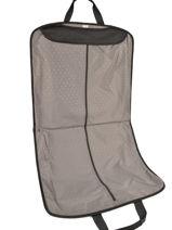 Garment Bag Delsey Black montmartre pro 1244550-vue-porte